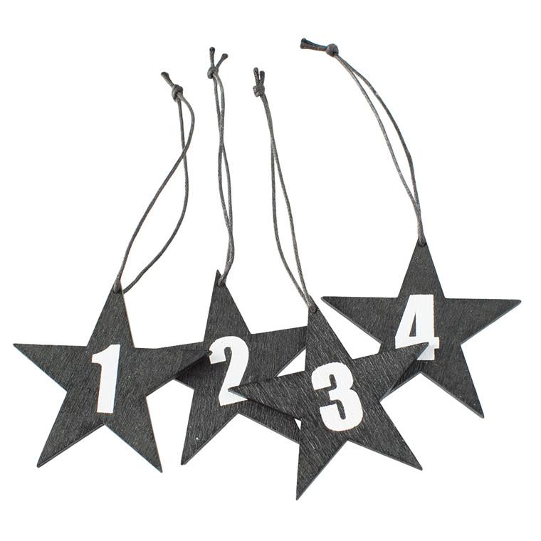 OPENMIND Ophæng stjerner 1-2-3-4