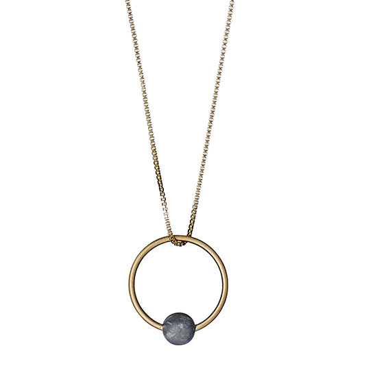 PILGRIM halskæde, guld