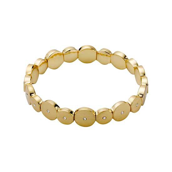 PILGRIM Bracelet : Classic : Gold Plat