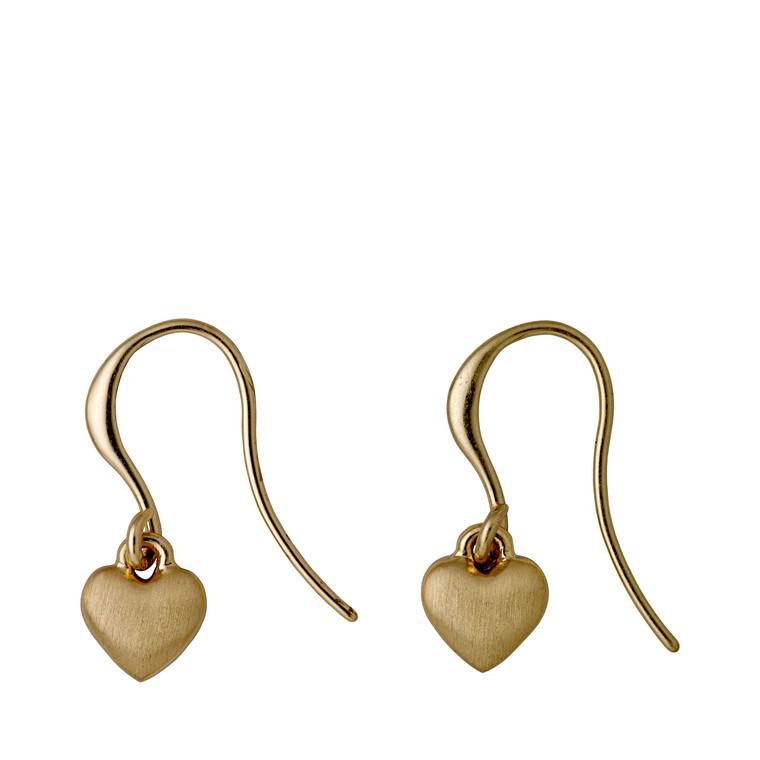 Pilgrim Earrings Sophia Gold Plated