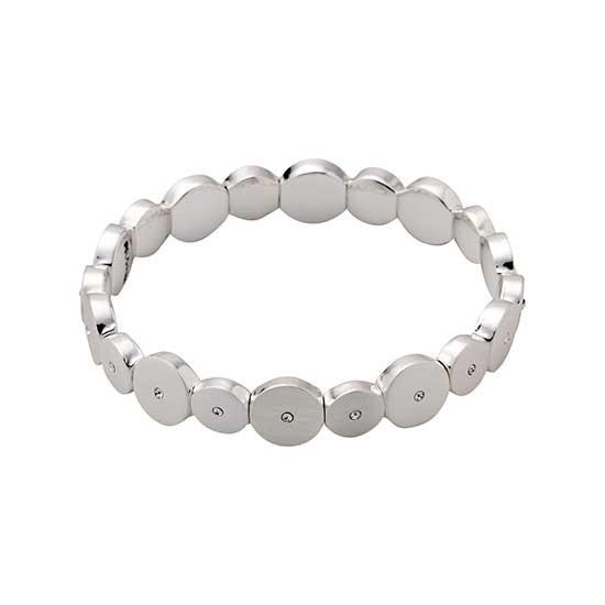 PILGRIM Bracelet : Classic : Silver Pl