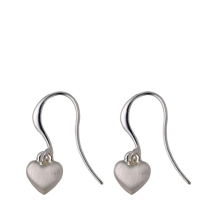 Pilgrim Earrings Sophia Silver Plated