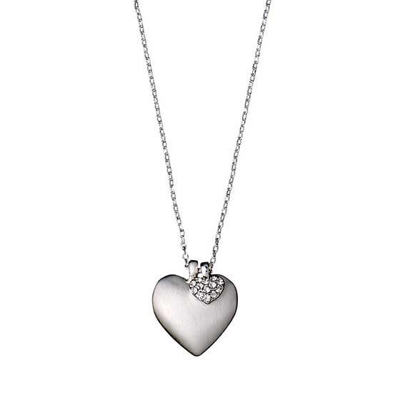 PILGRIM Necklace : Classic : Silver Pl