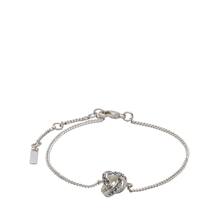 PILGRIM Armbånd, sølv