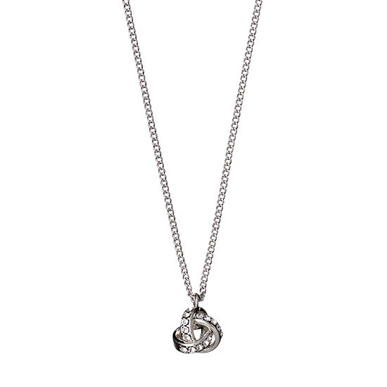 PILGRIM Halskæde, sølv