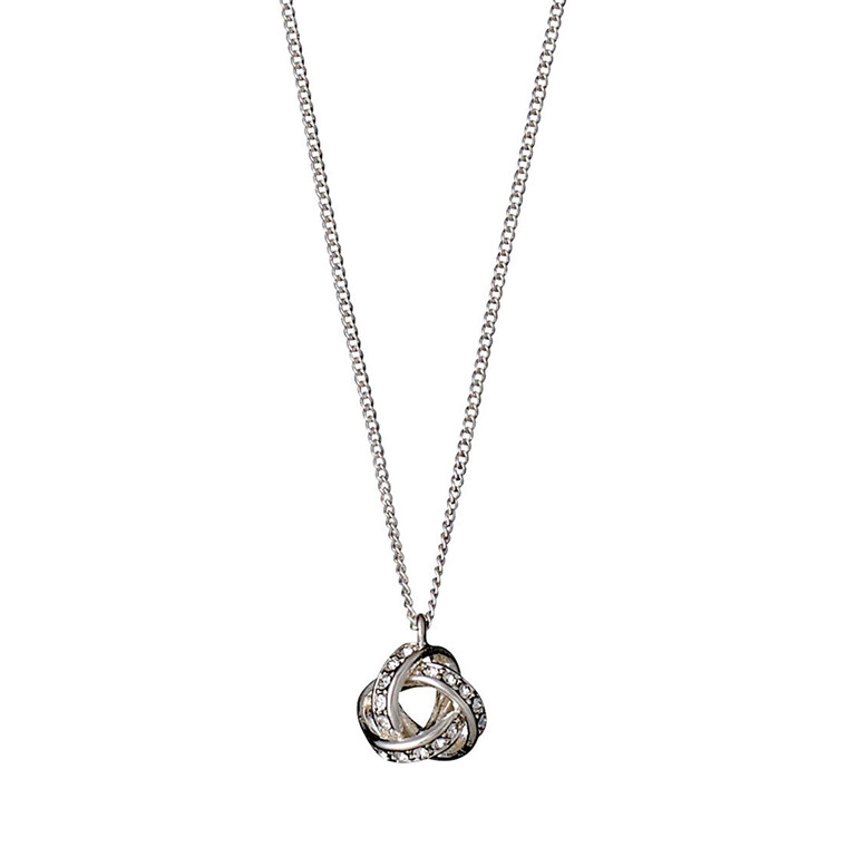 Pilgrim Necklace Katelyn Silver Plated