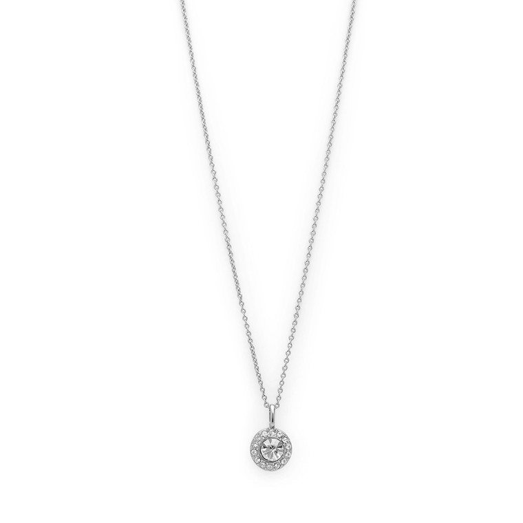 Pilgrim Necklace Clementine Silver Pla