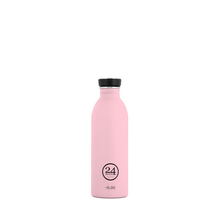 LUND STOUGAARD Urban Bottle 500ml Candy Pink