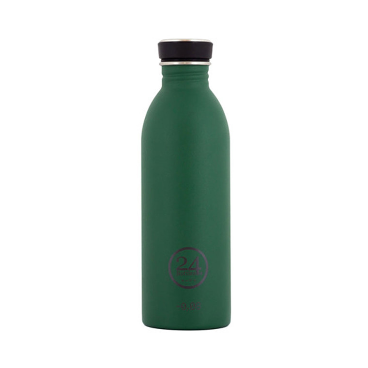 24BOTTLES Urban Bottle 500ml Jungle green