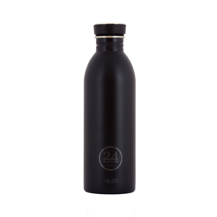 24Bottles Urban Bottle 500ml Tuxedo Blac