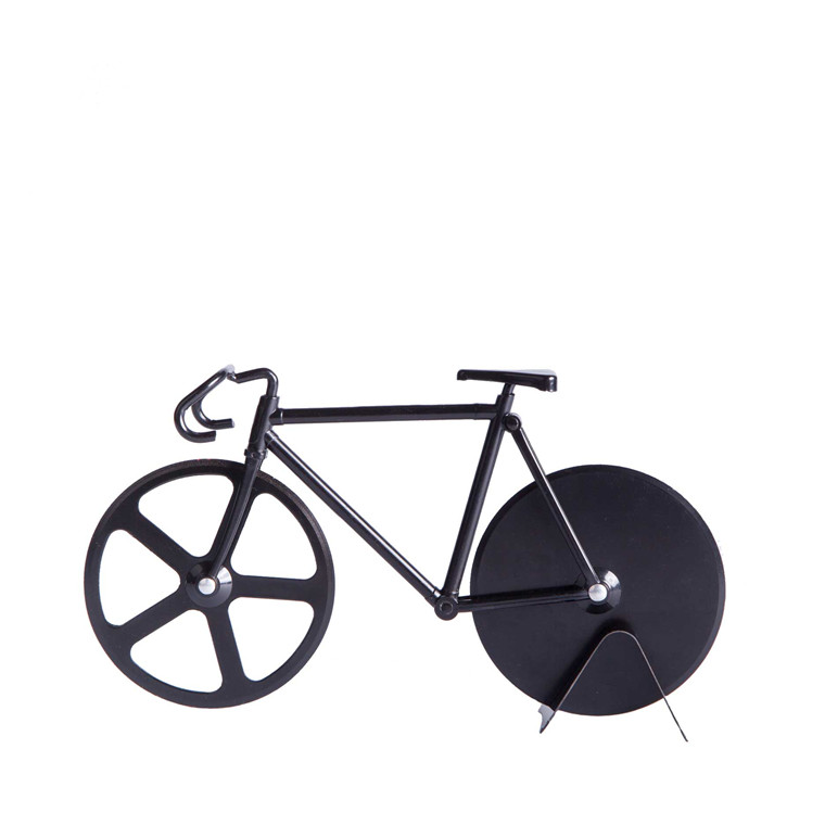 LUND STOUGAARD Pizzaskærer Fixie Pure Black