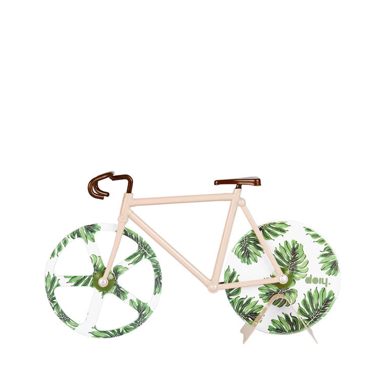 DOIY Pizzaskærer Fixie Tropical vintage