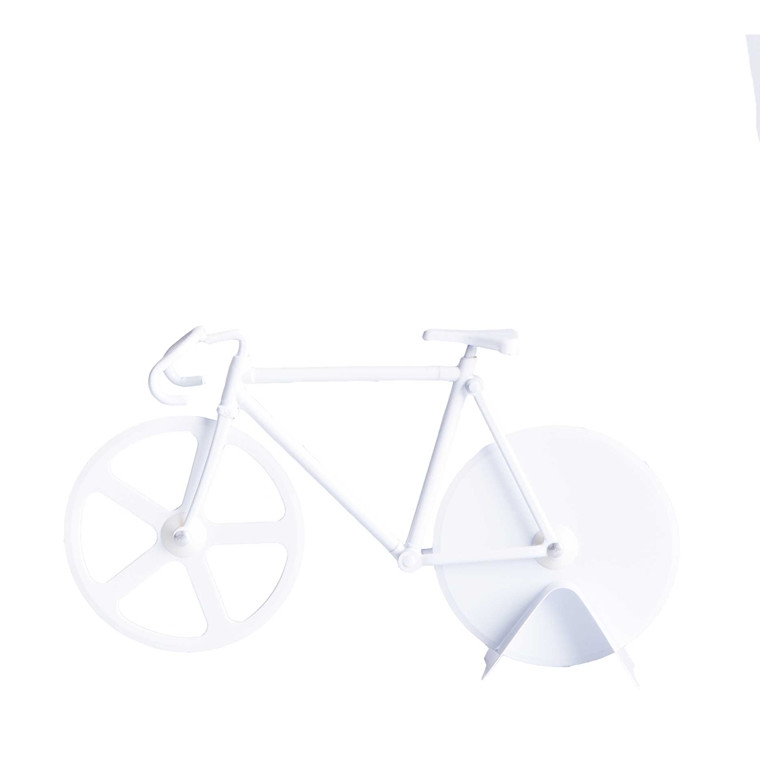 DOIY Pizzaskærer Fixie Pure White