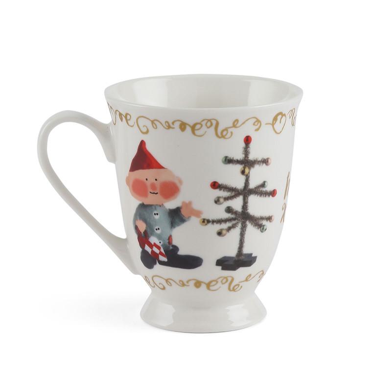 MEDUSA Nislingestel krus Gustav og juletræ