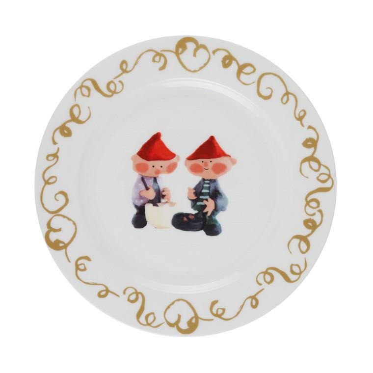 MEDUSA Nislingestel tallerken Oliver og Claus