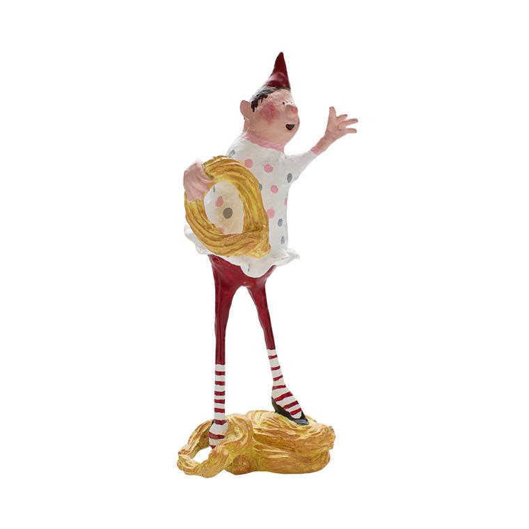 Medusa Fru Johannes m/vaniljekranse