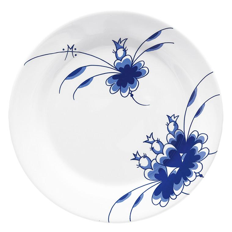 Medusa Blue Dancers tallerken Ø 25 cm