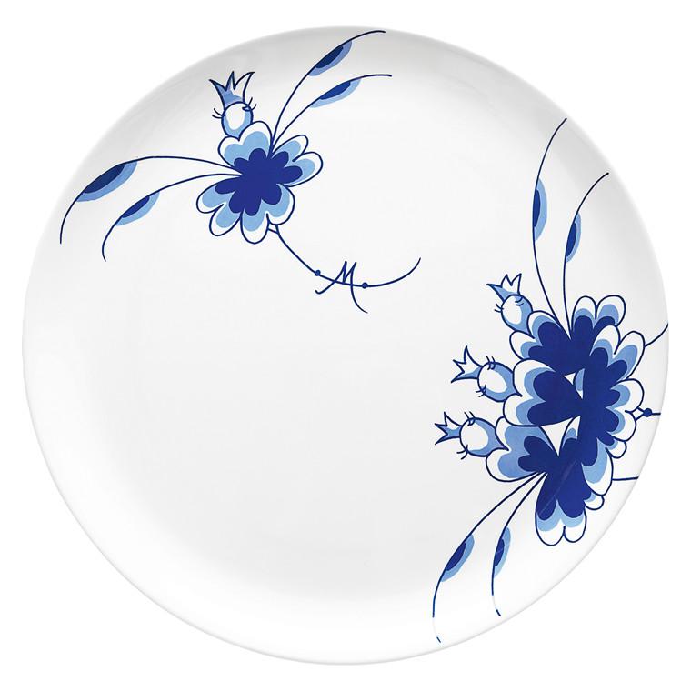 Medusa Blue Dancers fad Ø 36 cm