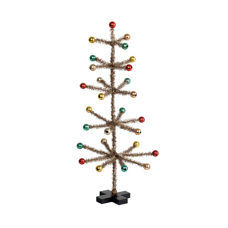 MEDUSA Old Love juletræ stort H 32 cm