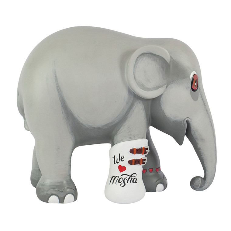 Elephant Parade We love Mosha global 15 cm