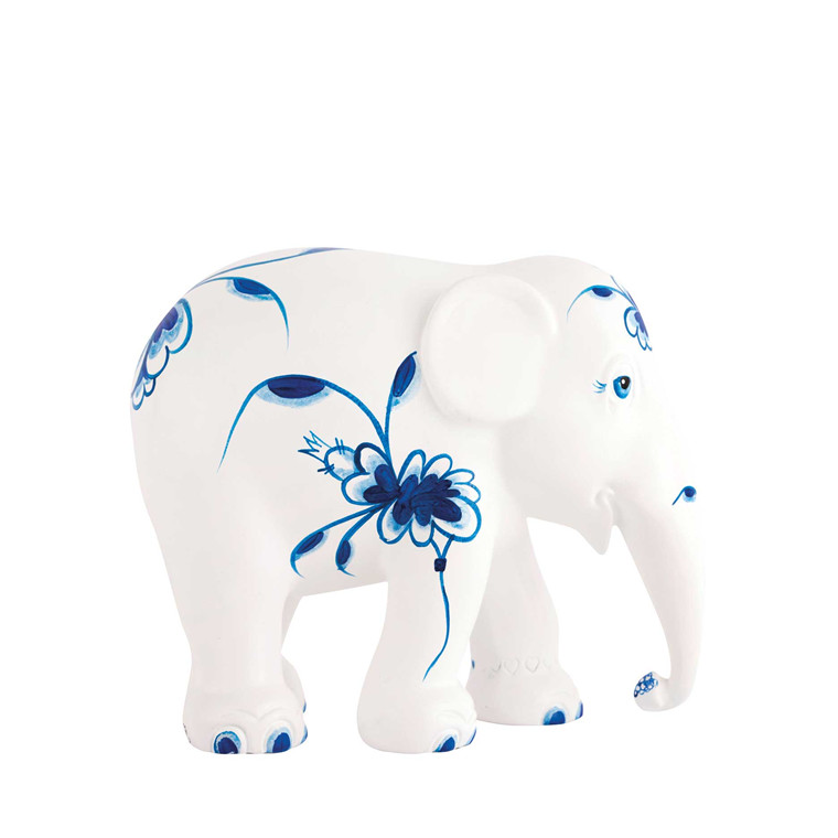 Elephant Parade Blue Dancers 15 cm