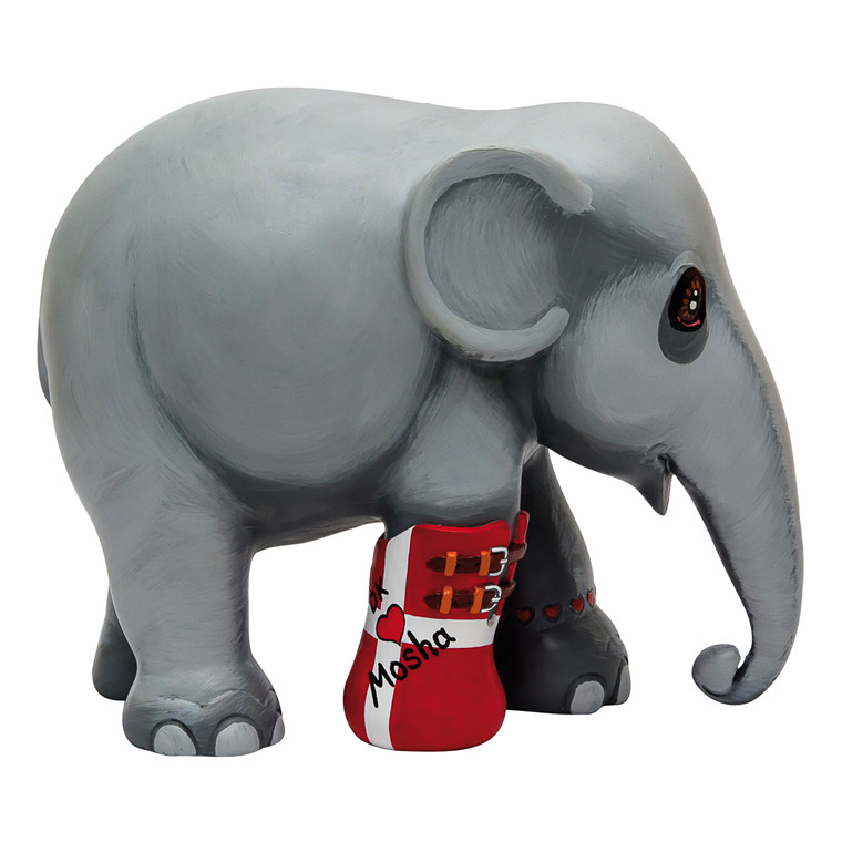 Elephant Parade New Mosha Denmark 20 cm