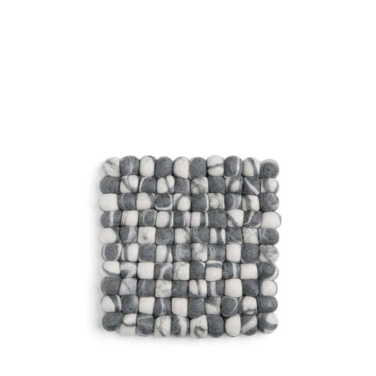 En Gry & Sif Stone Ball firkantet coaster
