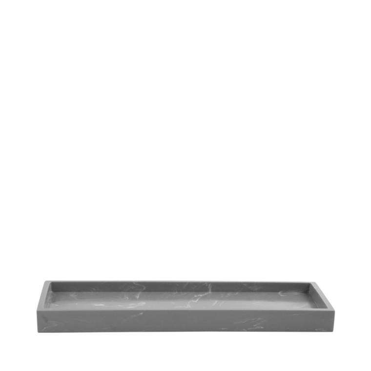 Amace wellness Tray, Cinder, 25.5x9x2cm
