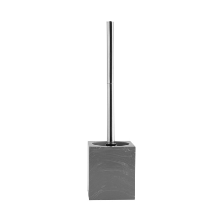 Amace wellness Toilet Brush,Cinder,10x10x37