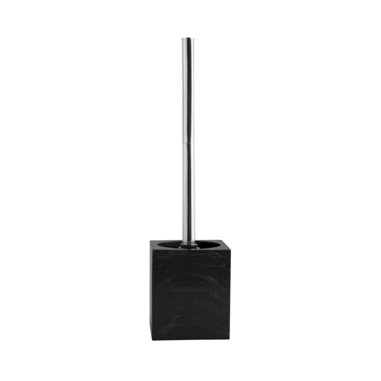 Amace wellness Toilet Brush,Graphite,10x10x37
