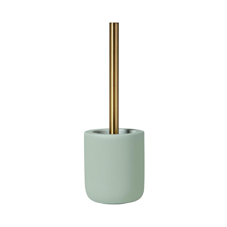 METTE DITMER Lotus toiletbørste dust green