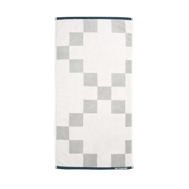 METTE DITMER håndklæde 70 x 140 cm off-white