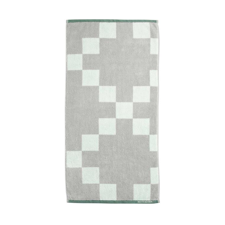 METTE DITMER håndklæde 50 x 100 cm ice green