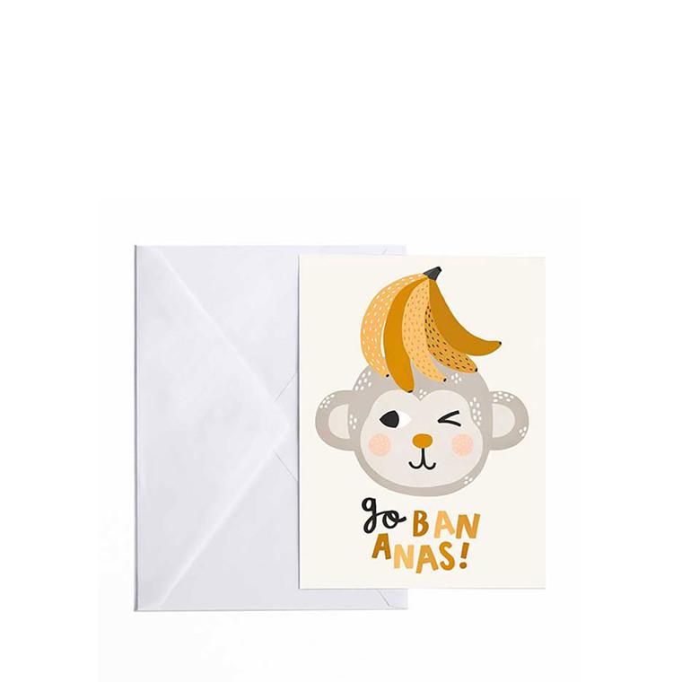 ROOM2PLAY Go Bananas kort