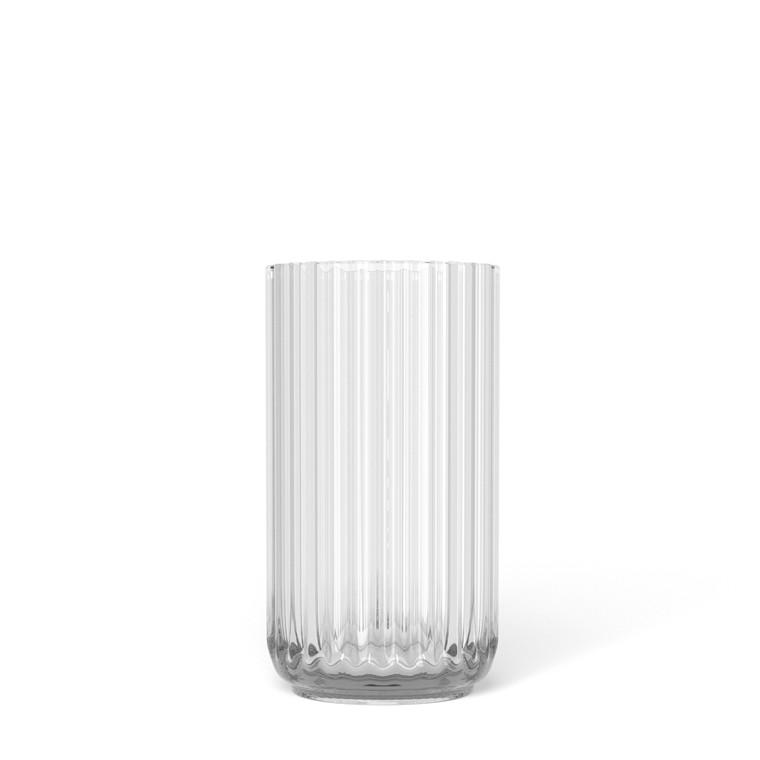 LYNGBY PORCELÆN Lyngby vase i glas 12 cm klar