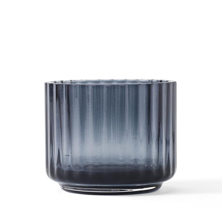 LYNGBY PORCELÆN Lysestage i glas