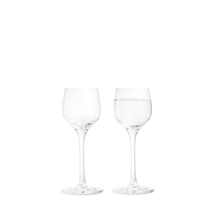 ROSENDAHL Premium snapseglas 2 stk. 5  cl