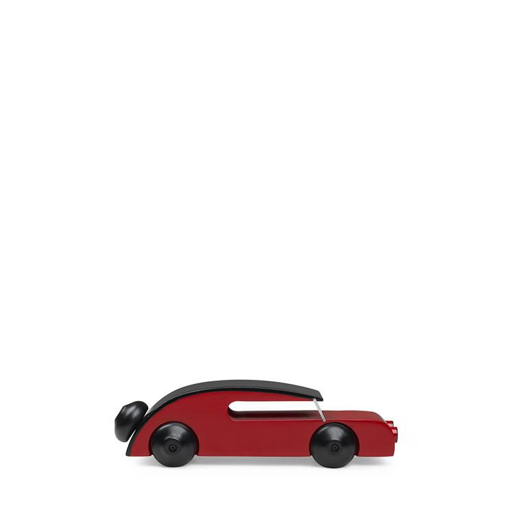 KAY BOJESEN Automobil malet bøgetræ 13 cm