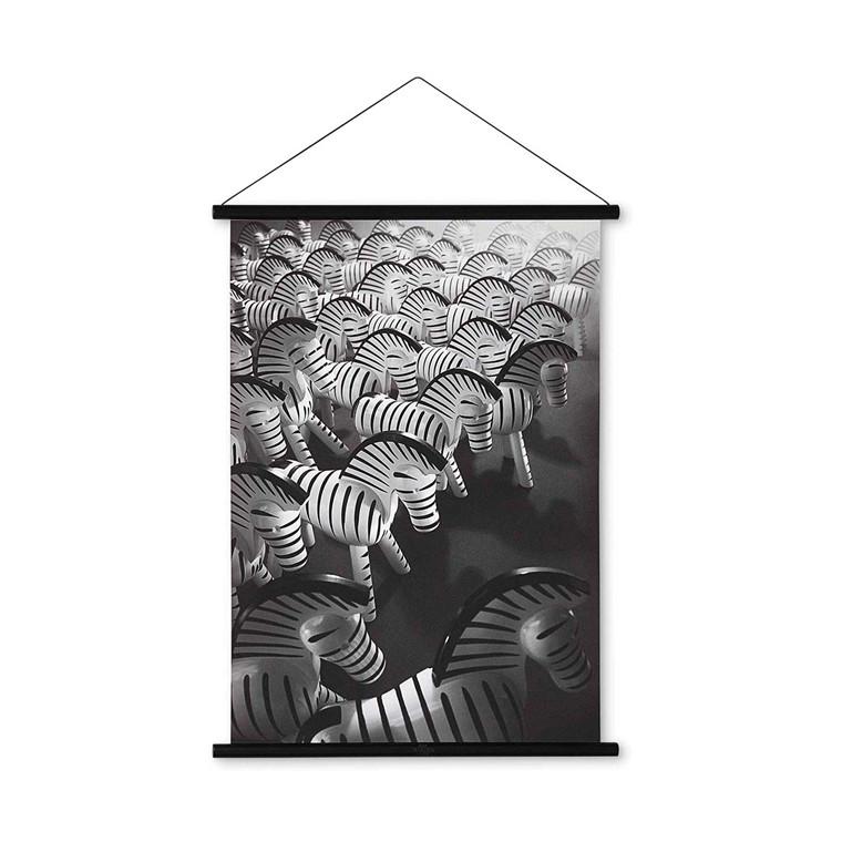 Kay Bojesen Zebra foto 40 x 56 cm