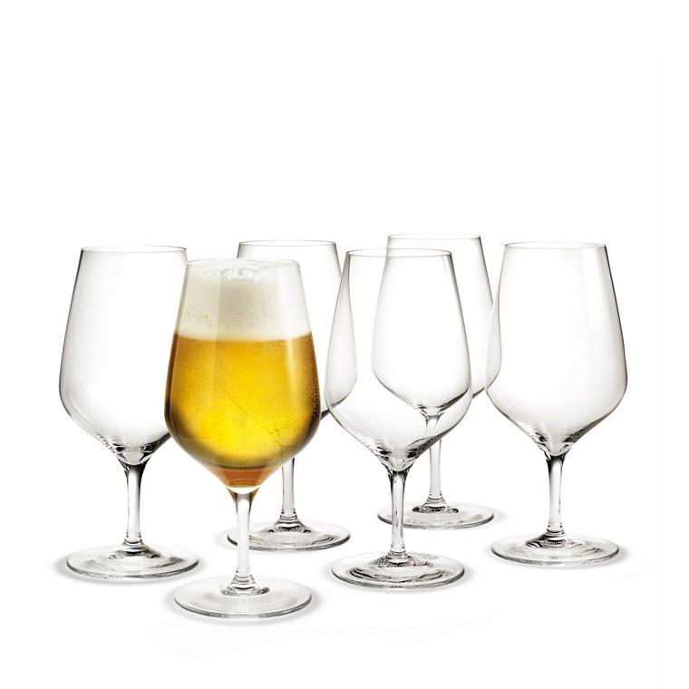 Holmegaard Cabernet ølglas 1 stk. 55 cl