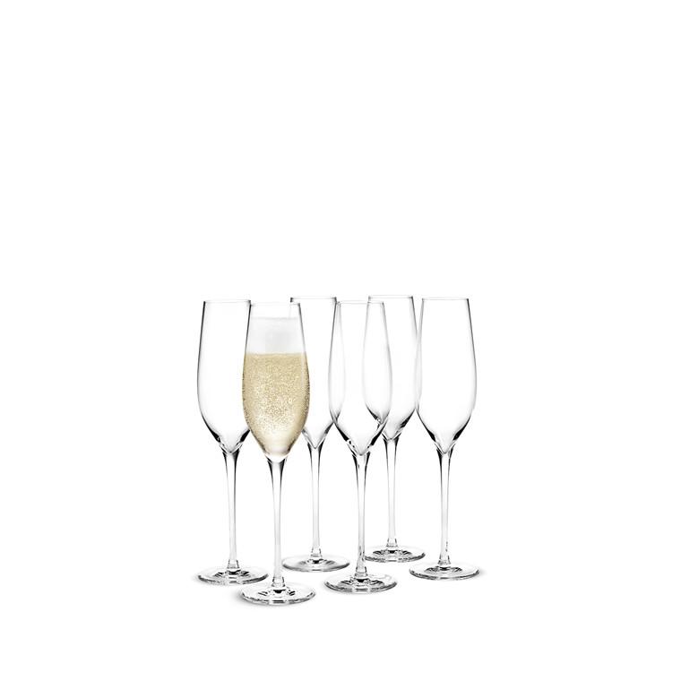 HOLMEGAARD Cabernet champagneglas 1 stk. 29 cl