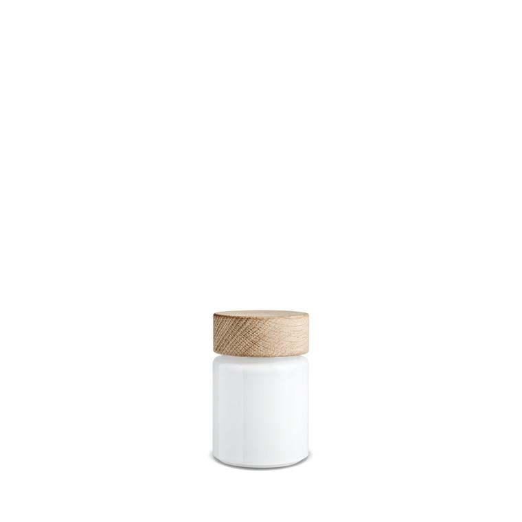 HOLMEGAARD Palet saltkværn 9,5 cm hvid