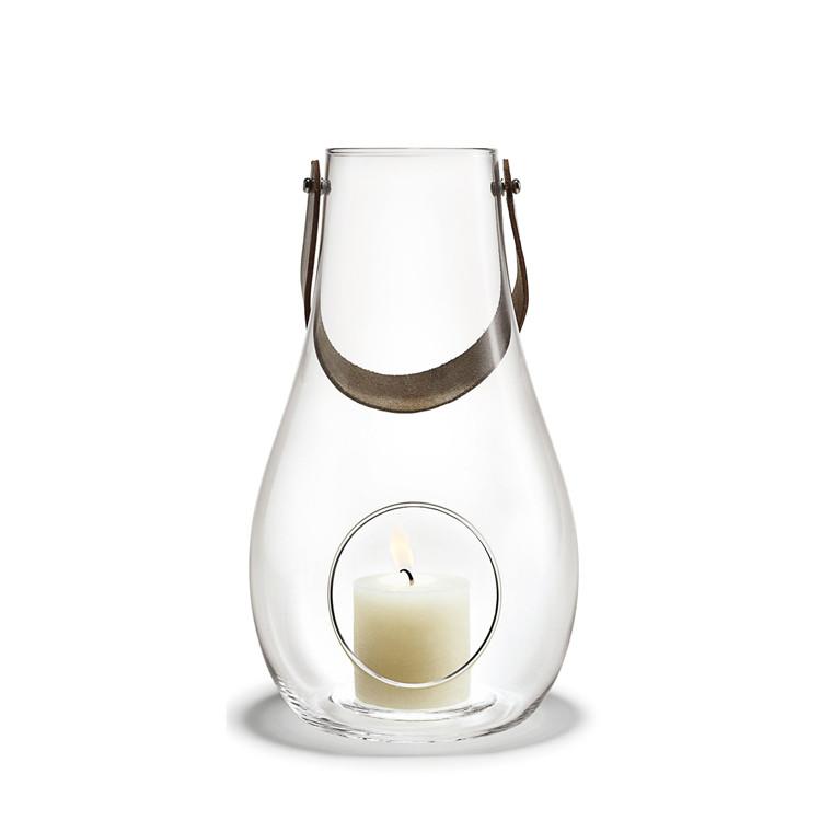 HOLMEGAARD DWL lanterne klar H 29 cm
