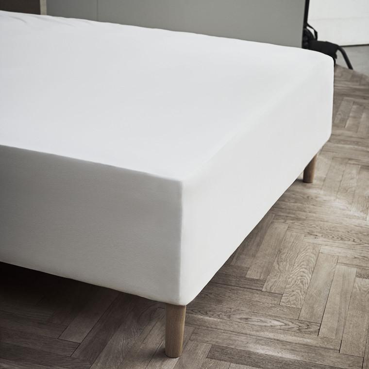 JUNA Jersey Modal Lagen 140 x 200 x 45 cm off white