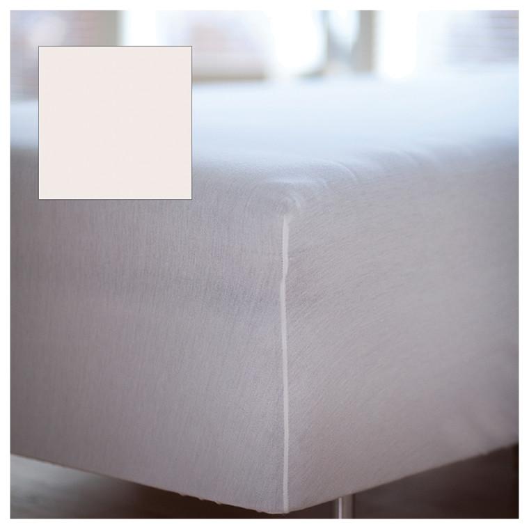 Juna Percale boxlagen 140 X 200 X 30 cm off white