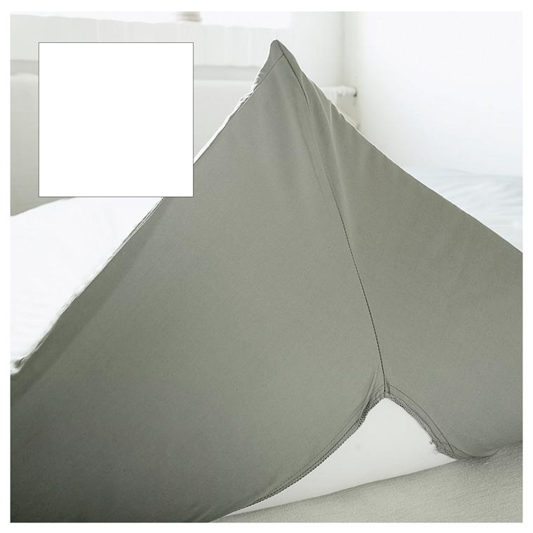 JUNA Percale kuvertlagen 180x200 cm hvid