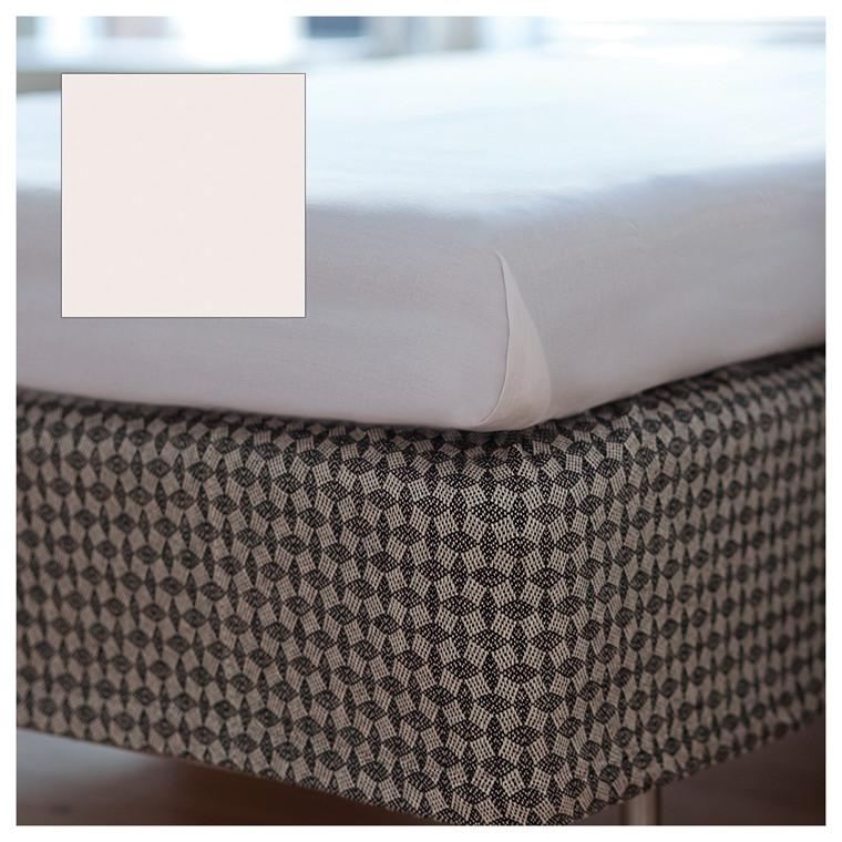 Juna Percale lagen 240 X 260 cm off white