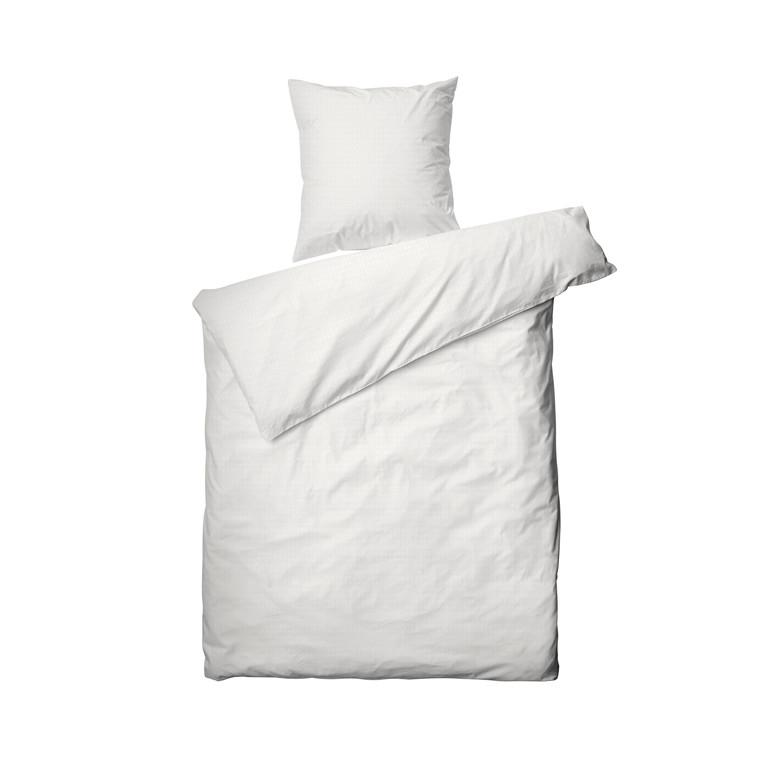 Juna Cube sengelinned 140 x 200 cm hvid
