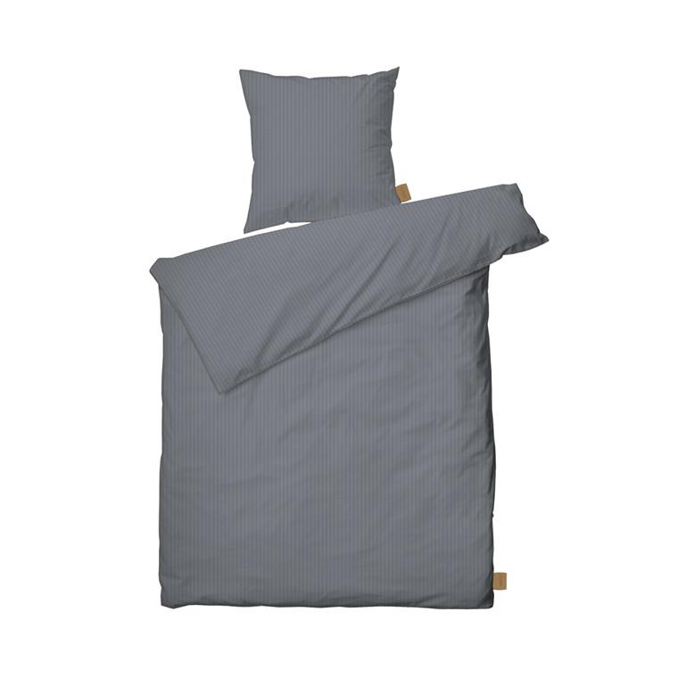 JUNA Spiga sengelinned 140x220 cm mørk grå