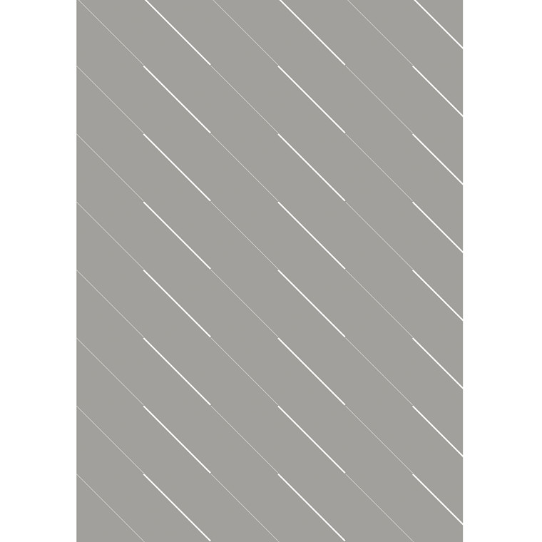 JUNA Rain viskestykke 50x70 cm dove/white